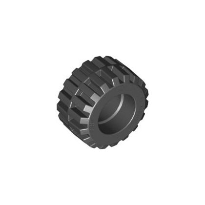 LEGO Part 87697 Tyre Normal Wide Ø21 X 12