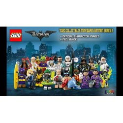 LEGO 701020 Minifigurki seria 20 BATMAN MOVIE 2