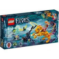 LEGO 41192 Azari i schwytanie lwa ognia