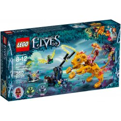 LEGO 41192 Azari & the Fire Lion Capture