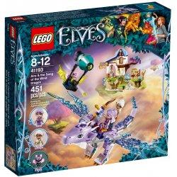 LEGO 41193 Aira i pieśń smoka wiatru