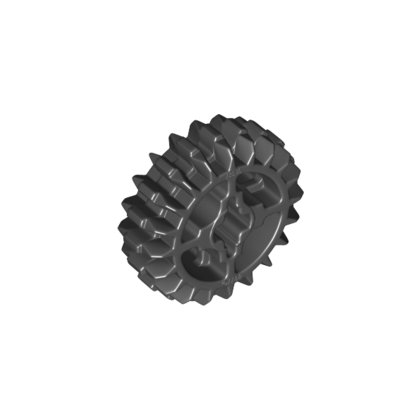 LEGO 18575 Double Conical Wheel Z20 1m