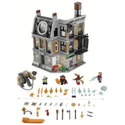 LEGO 76108 Sanctum Sanctorum Showdown