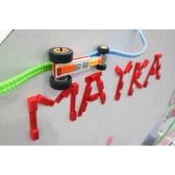 Mayka Taśma do klocków 2-rzędowa 1m