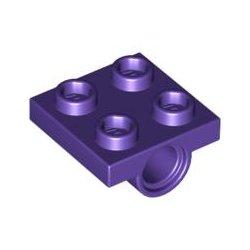LEGO Part 2444 Technic Bearing Plate 2x2