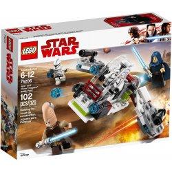 LEGO 75206 Jedi i żołnierze armii klonów
