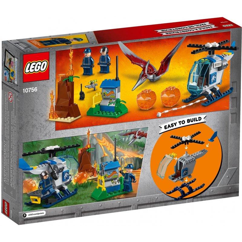 Lego 10756 Ucieczka Przed Pteranodonem Klocki Lego Juniors