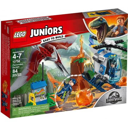 LEGO 10756 Ucieczka przed pteranodonem