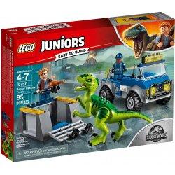 LEGO 10757 Raptor Rescue Truck