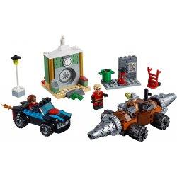 LEGO 10760 Napad człowieka szpadla na bank