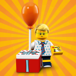 LEGO 71021 Series 18: Party