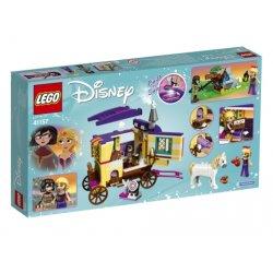 LEGO 41157 Karawana podróżna Roszpunki