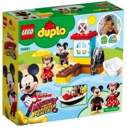 LEGO DUPLO 10881 Łódka Mikiego