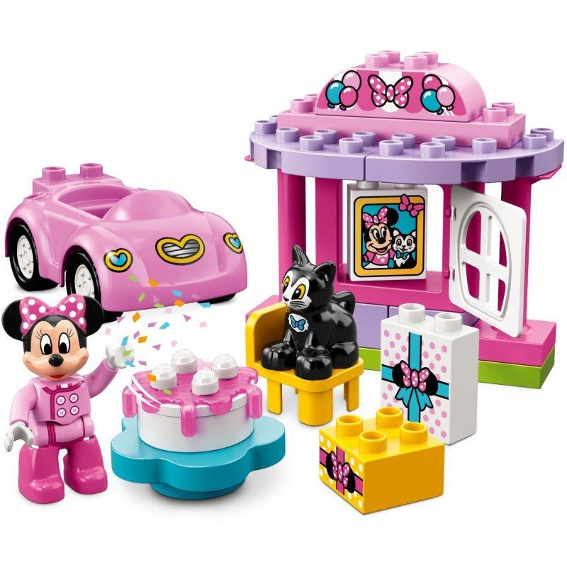 Lego 10873 Przyjęcie Urodzinowe Minnie Klocki Lego Duplo Mojeklocki24