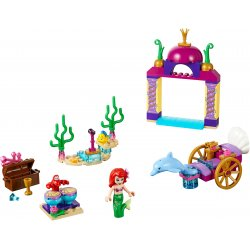 LEGO 10765 Podwodny koncert Arielki