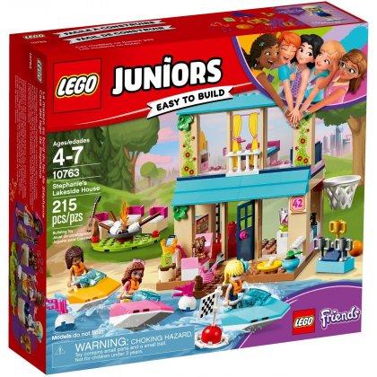 LEGO 10763 Domek nad jeziorem Staphanie