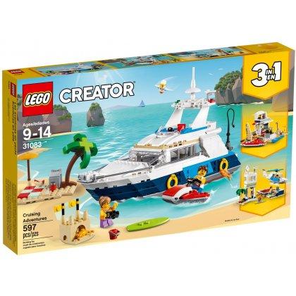 LEGO 31083 Przygody w podróży
