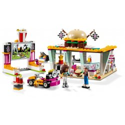 LEGO 41349 Wyścigowa restauracja