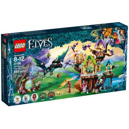 LEGO 41196 Atak nietoperzy na Elvenstar Tree