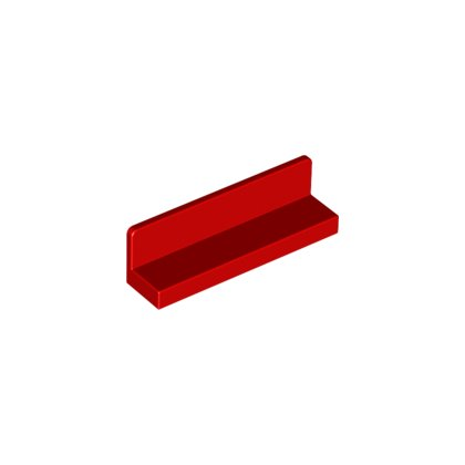LEGO 15207 Wall Element 1x4x1 Abs