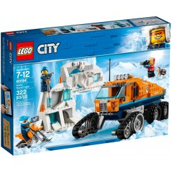 LEGO 60194 Arctic Scout Truck