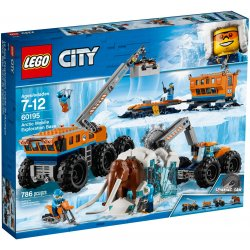 LEGO 60195 Arctic Mobile Exploration Base