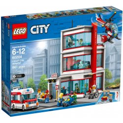 LEGO 60204 Szpital LEGO City