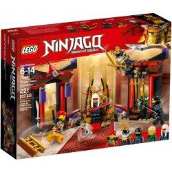 LEGO 70651 Starcie w sali tronowej