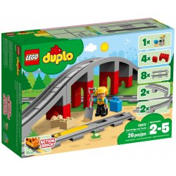 LEGO 10872 Train Bridge and Tracks