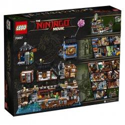 LEGO 70657 Doki w mieście NINJAGO