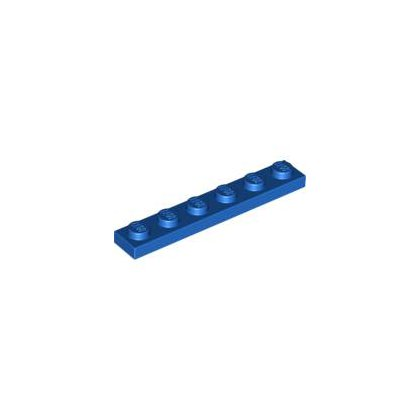 LEGO 3666 Plate 1x6