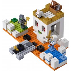 LEGO 21145 The Skull Arena