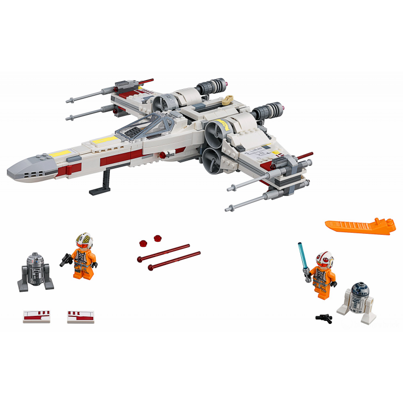Lego Star Wars X Wing Starfighter: Lego 75218 X-wing Starfighter, LEGO® Sets Star Wars
