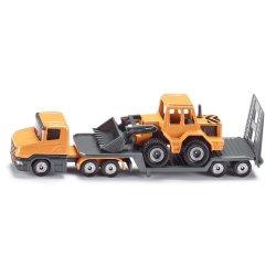 Siku Super: Seria 16 - Ciężarówka laweta z ładowarką 1616