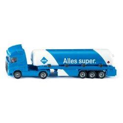 Siku Super: Seria 16 - Ciężarówka z cysterną Aral 1626