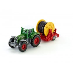 Siku Super: Seria 16 - Traktor z deszczownią szpulową 1677