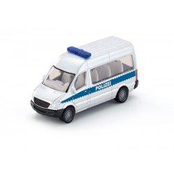 Siku Super: Seria 08 - Policyjny Van 0804