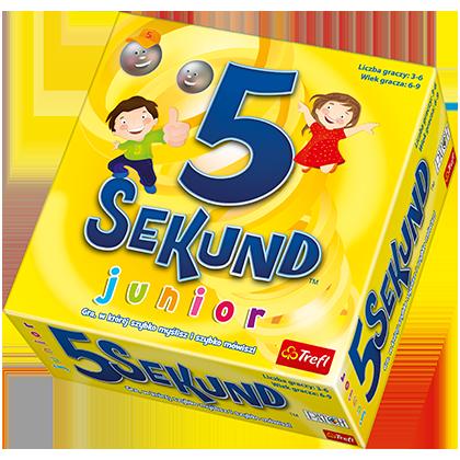 5 sekund junior, Gra Planszowa