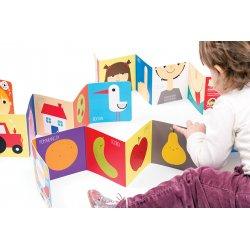 Biblioteczka CzuCzu - Zestaw Edukacyjny