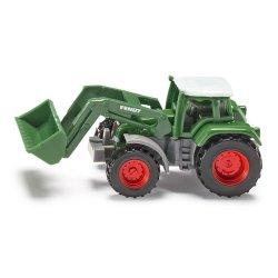 Siku Super: Seria 10 - Traktor Fendt z przednią ładowarką 1039