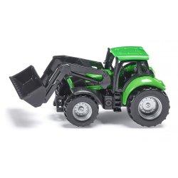 Siku Super: Seria 10 - Traktor z przednią ładowarką 1043