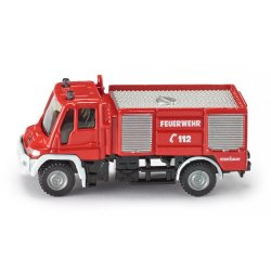 Siku Super: Seria 10 - Wóz strażacki Unimog 1068