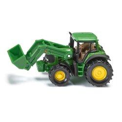 Siku Super: Seria 13 - Traktor John Deere z przednią ładowarką 1341