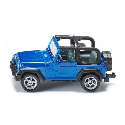 Siku Super: Seria 13 - Jeep Wrangler 1342