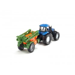 Siku Super: Seria 16 - Traktor ze spryskiwaczem upraw 1668