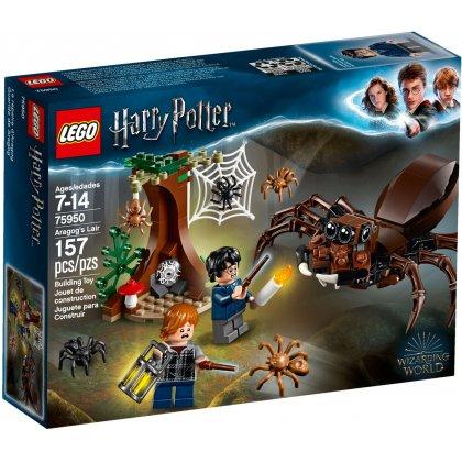 Klocki LEGO Harry Potter 75950 Legowisko Aragoga