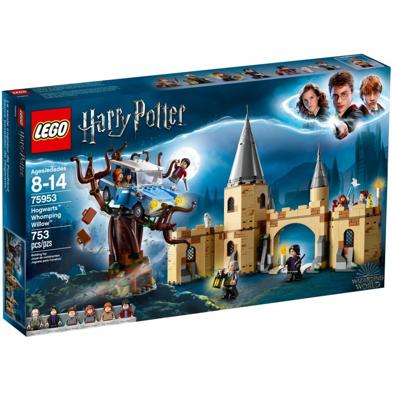 Klocki LEGO Harry Potter 75953 Wierzba bijąca z Hogwartu