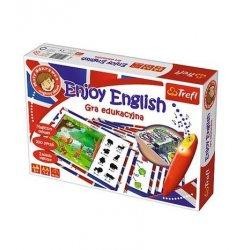 Enjoy English - Mały Odkrywca, Gra językowa
