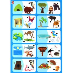 Zwierzęta świata - Mały Odkrywca, Gra edukacyjna