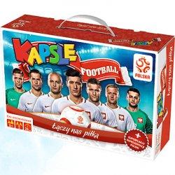 Kapsle Football PZPN - Gra